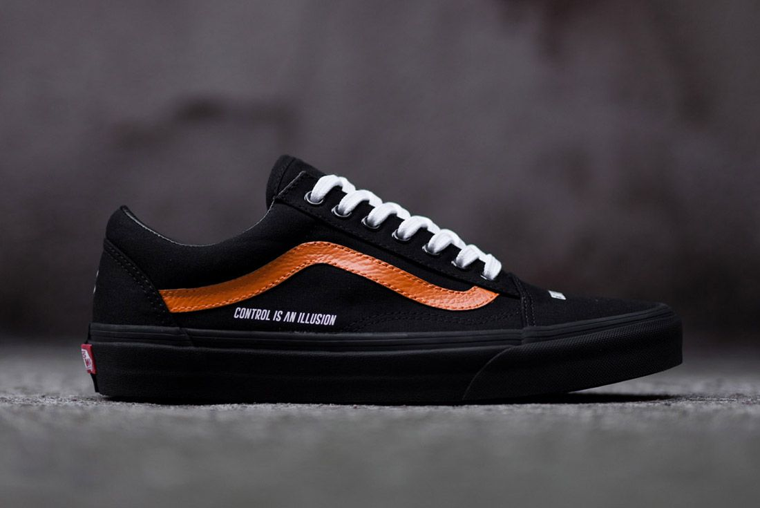 Coutie Vans Old Skool Control Is An Illusion 1