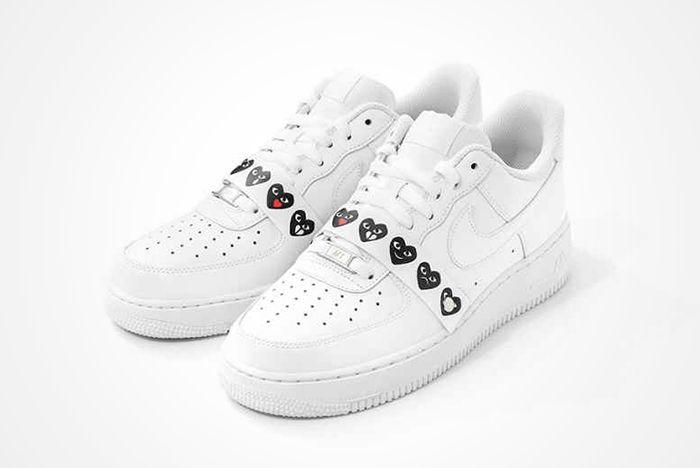 Comme Des Garcons X Nike Air Force 1 1