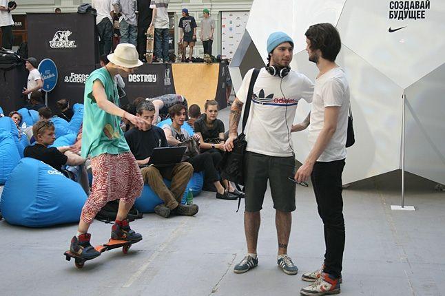 Sneaker Freaker Russia Launch 28 1