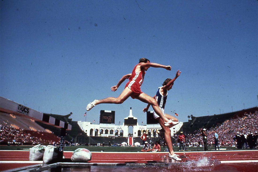 Kappa Usa Track And Field Olympics Long Jump