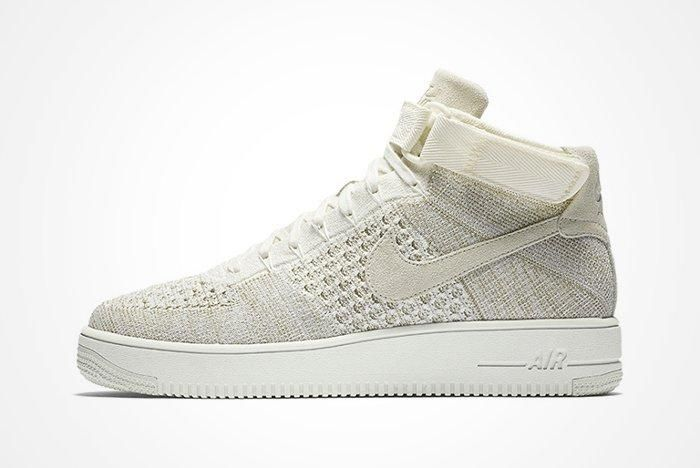 Nike Air Force 1 Ultra Flyknit Mid Sailfeature