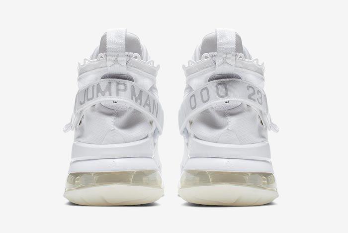 Jordan Proto Max 720 Oure Platinum Heels