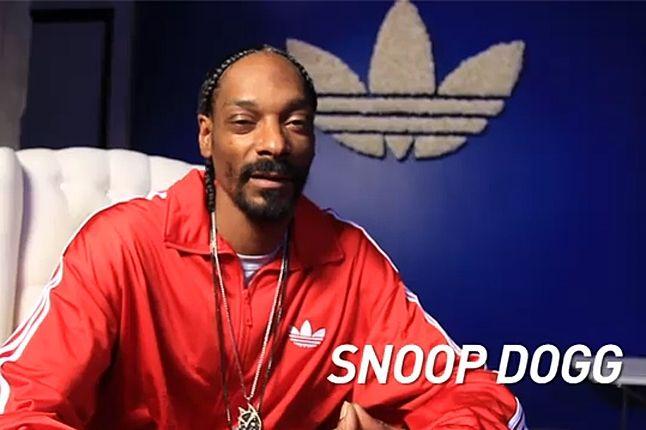 Snoop Adidas 2