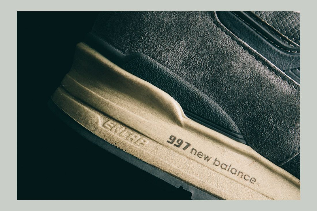 History Of New Balance 997 Mcd 1