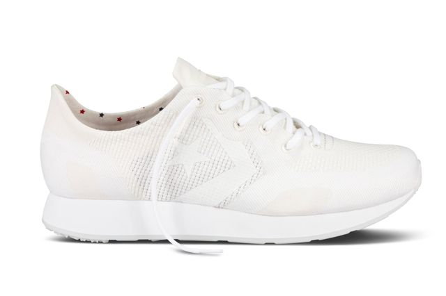 Converse Cons First String Engineered Auckland Racer White