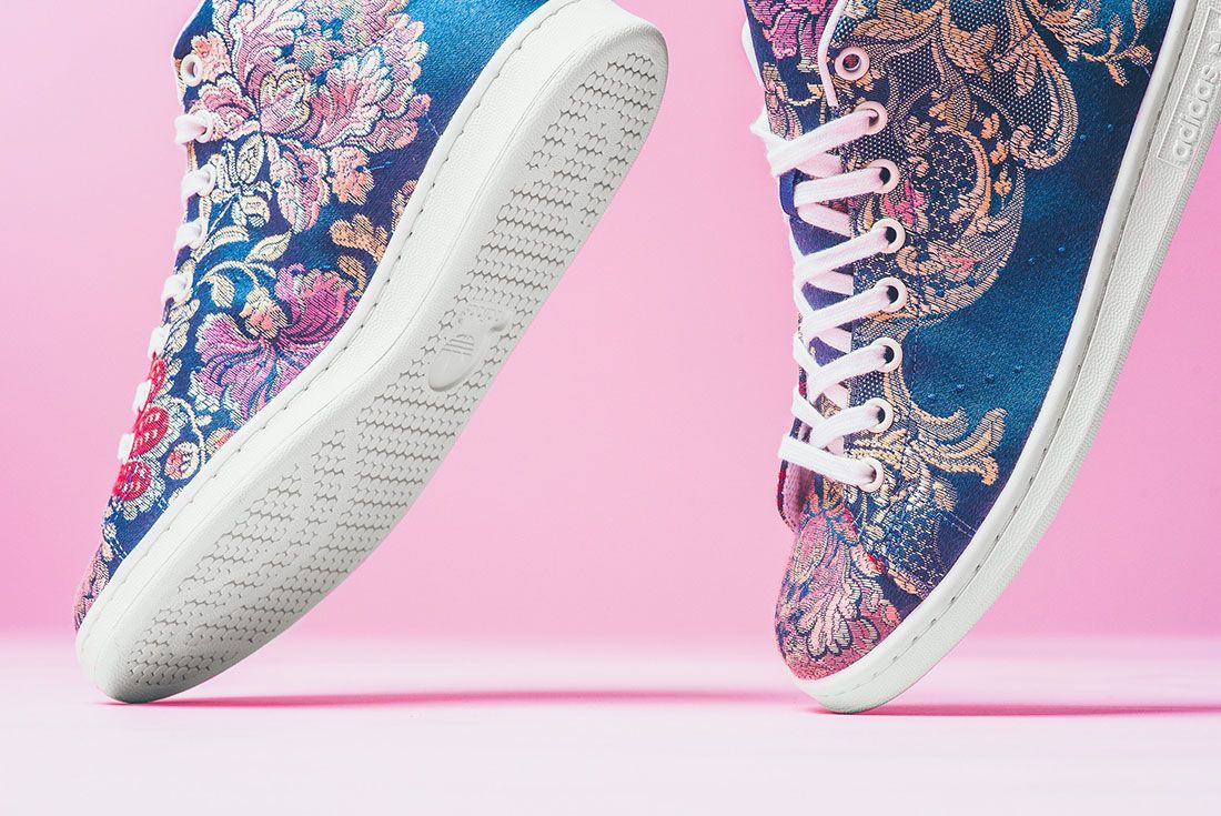 Pharrell Williams X Adidas Stan Smith Jacquard Pack 2 0