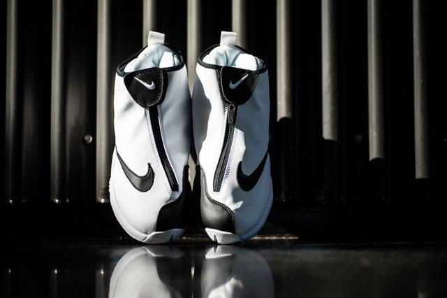 Nike Air Zoom Flight The Glove White Black Poison Green 2