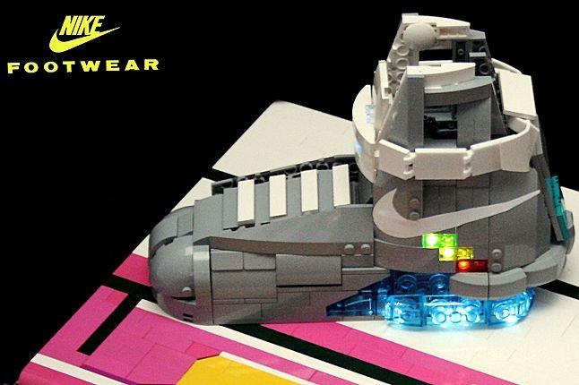 Lego Nike Mcfly Mag 2 1