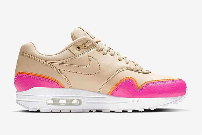 Nike Air Max 1 Layer Pink Right