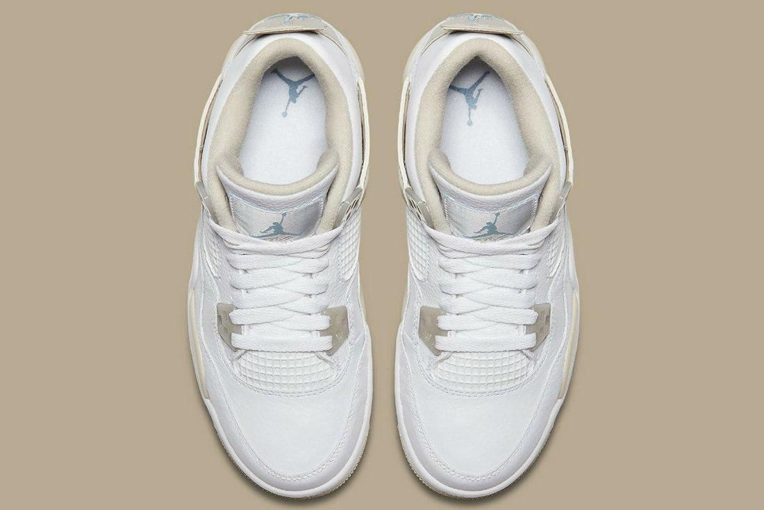 Air Jordan 4 Gs Linen 2017 Retro4