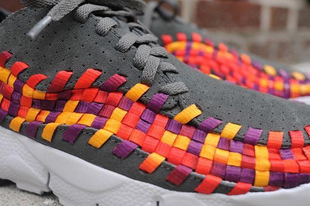 Nike Footscape Woven Motion Dark Base Grey 3