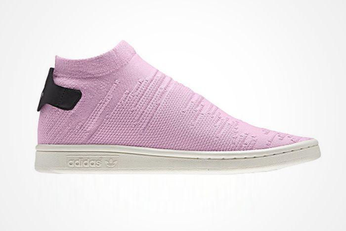 Adidas Stan Smith Sock 1