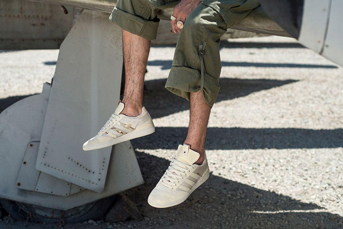 Undftd Adidas Busenitz Desert Camo 6