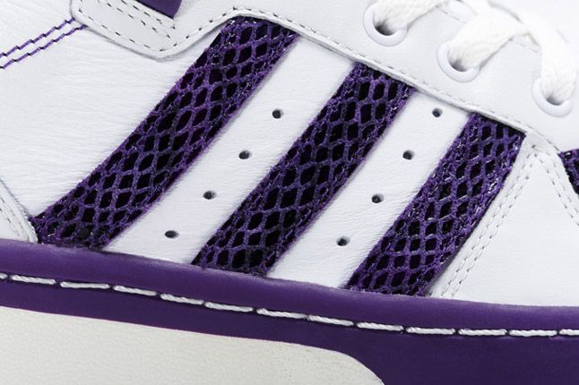 Purple Adidas Rivalry Lo Limited Edition Stripes 1
