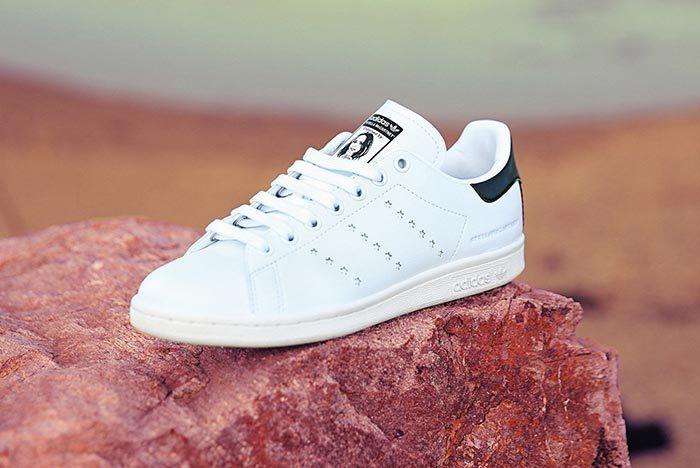 Adidas Stan Smith Stella Mccartney Vegetarian 3