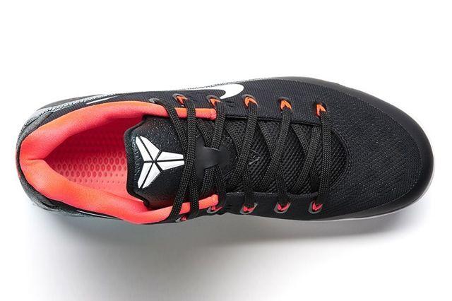 Nike Kobe 9 Em Black Red 2