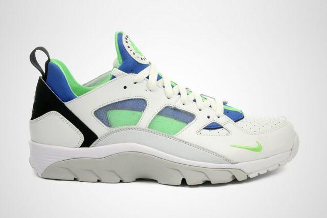 Nike Air Trainer Huarache Scream Green 1