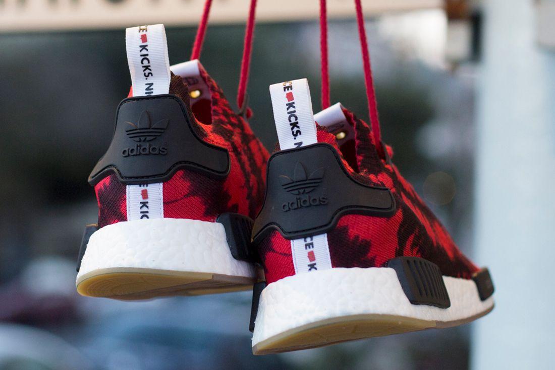 Nice Kicks X Adidas Nmd 3
