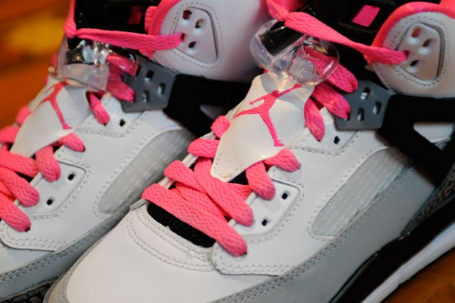Air Jordan Spizike Hyper Pink 3