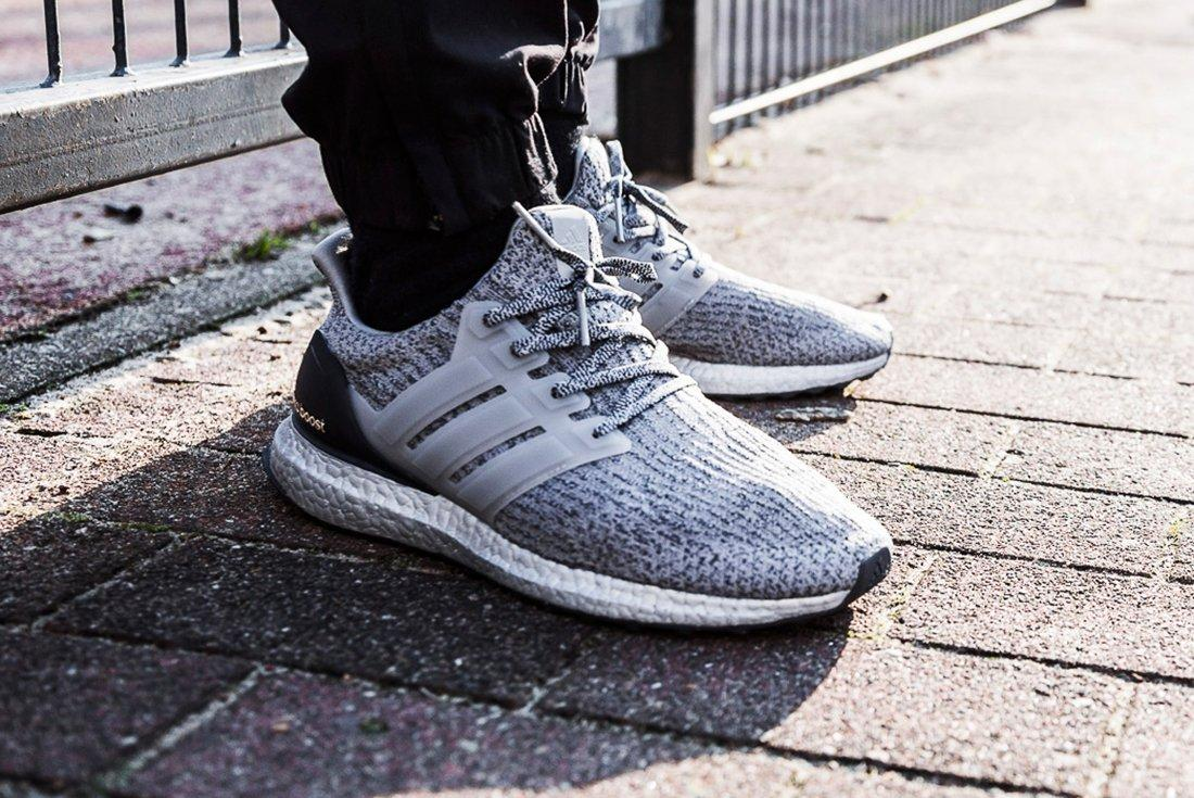 Adidas Ultra Boost Silver Pack 1