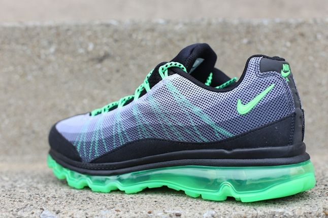 Nike Air Max 95 Dynamic Flywire Poison Green Back 1