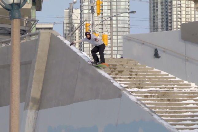 Nike Snowboarding Never Not Pt1 Trailer 6