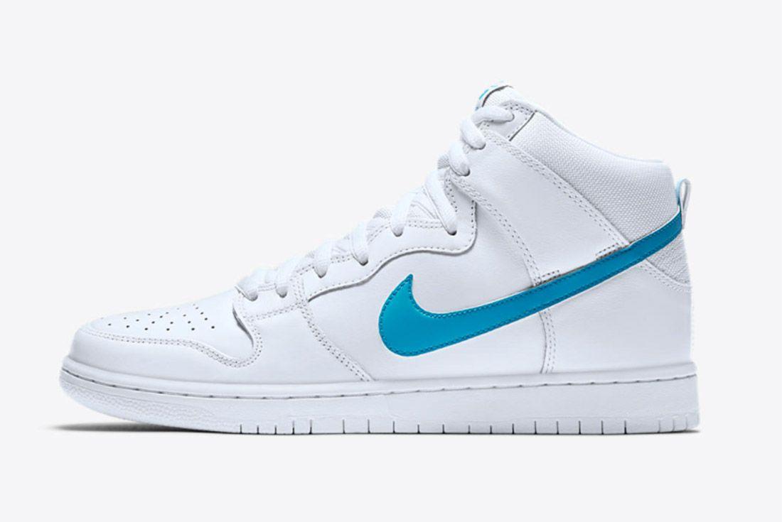 Nike Sb Dunk High Mulder 1