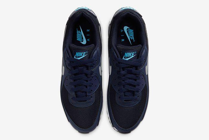 Nike Air Max 90 Cv1634 400 Top