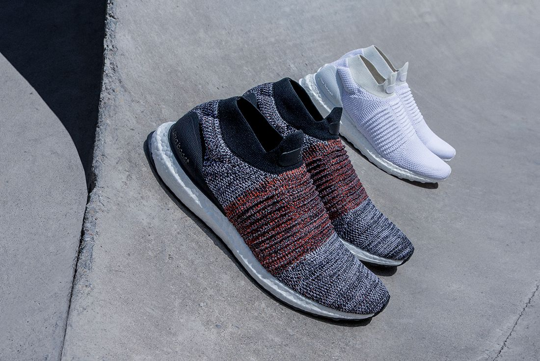 Running Track To Runway A Look At The Laceless Ultra Boost4