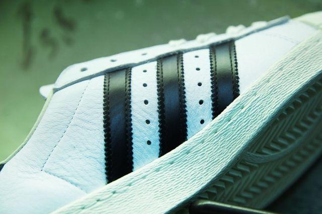 Adidas Consortium Superstar Made In France 1