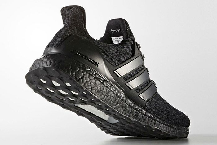 Adidas Ultra Boost 3 0 Triple Black 3