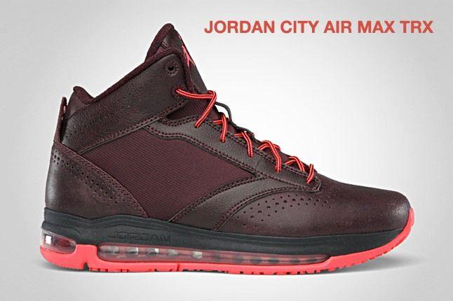 Jordan City Air Max Trx 1