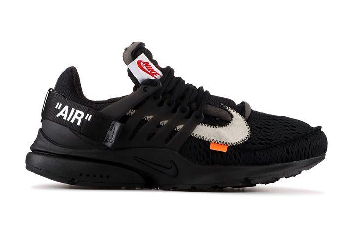 Nike Off White Polar Opposite Presto