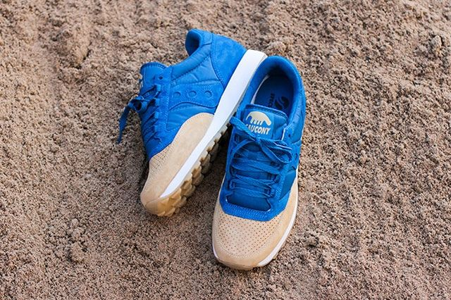 Anteater Saucony Jazz Original Sea And Sand Bump 1