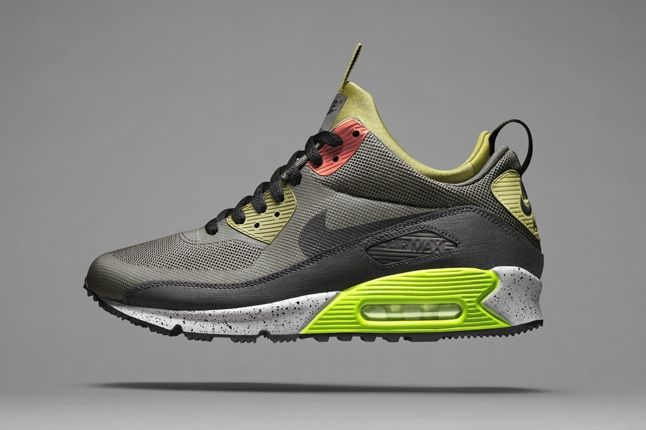 Nike Snearboots 2013 Am90 Mid 5