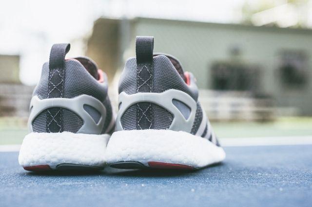 Adidas Primeknit Pureboost Grey 1