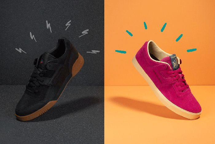 The Hundreds Reebok Workout Collection 2 Sneaker Freaker