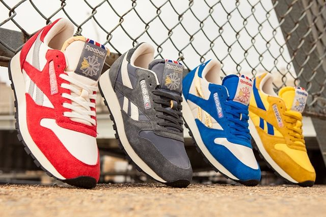 Reebok Classic Leather Vintage Pack 6