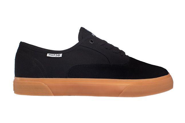 Huf Footwear Mateo Black Gum Single 1