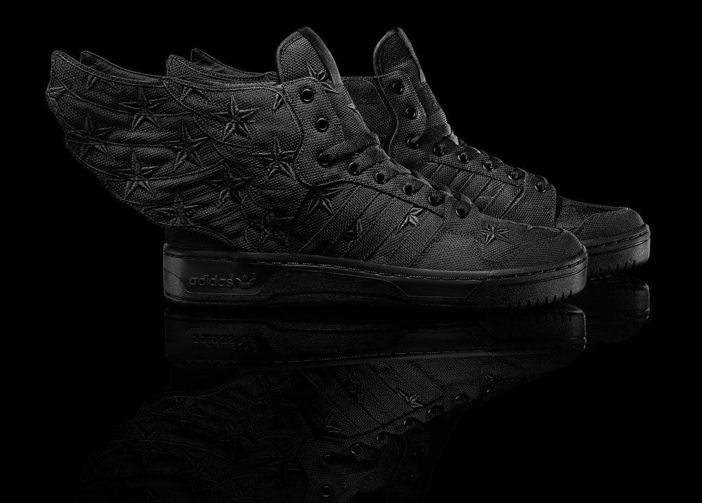 Asap Rocky Jeremy Scott Adidas Originals Js Wings 2 Black Flag Official 10