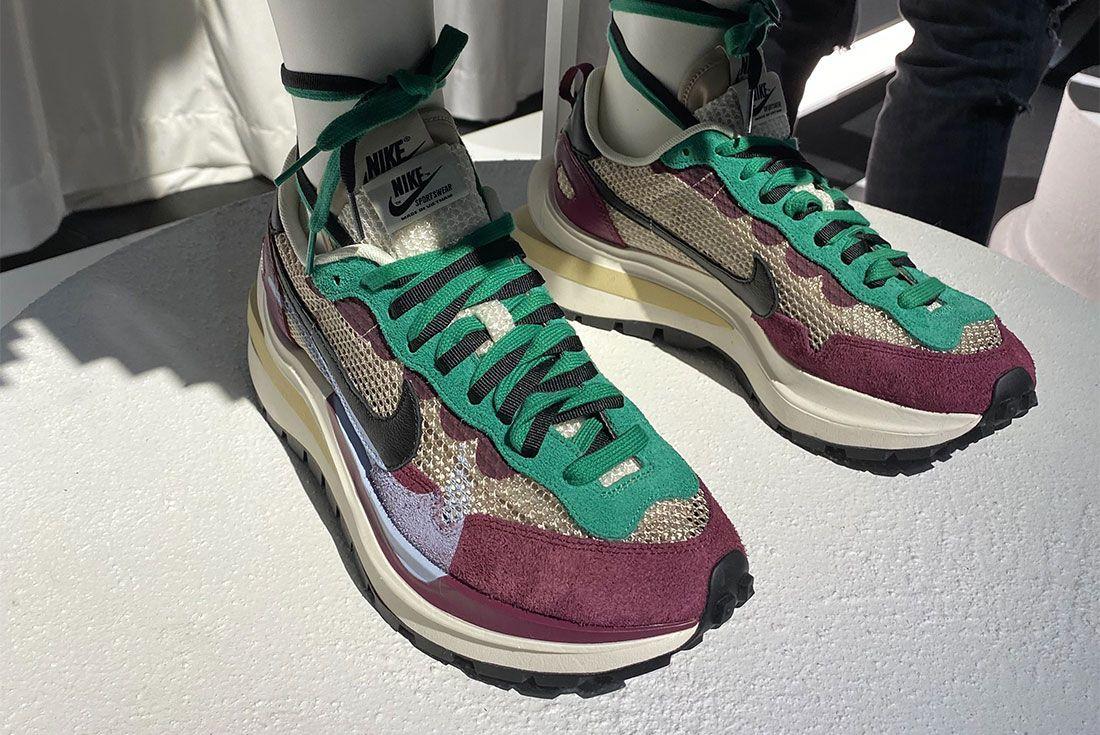 Nike Sacai Pegasus Vaporfly On Foot New York Sneaker Freaker Pics1