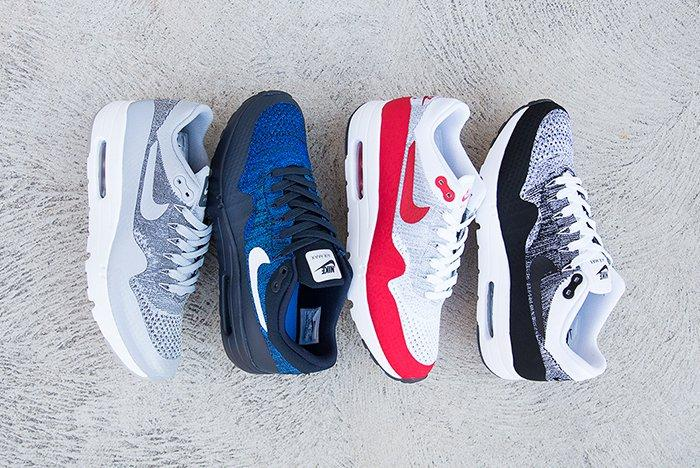 Nike Air Max 1 Ultra Flyknit Debut Collectionfeature