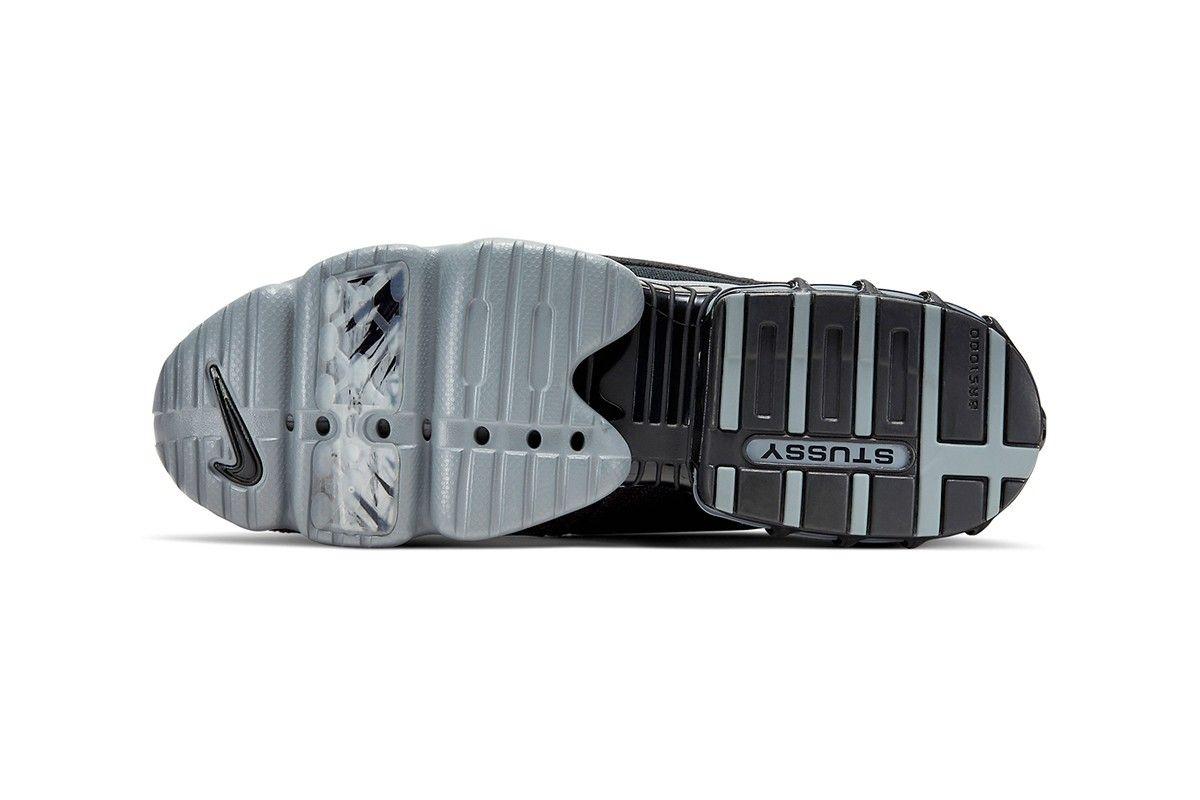 Nike x Stussy Zoom Spiridon Cage Sole