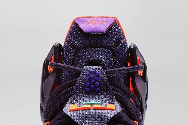 Nike Lebron 12 Instinct Bump 2