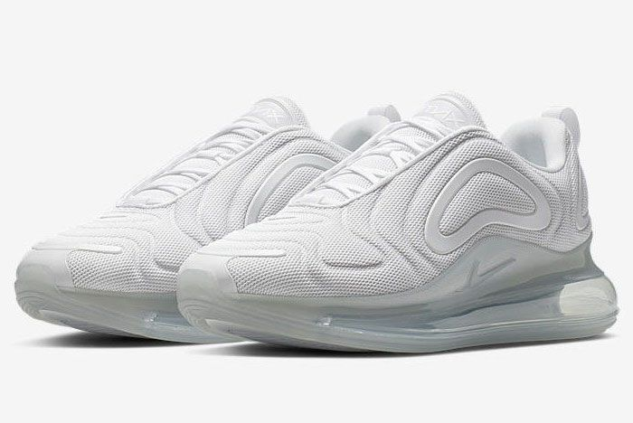 Nike Air Max 720 Metallic Platinum Release Date