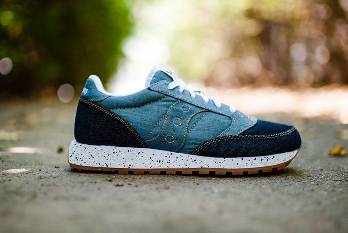 Saucony Jazz Original Denim Gum 1