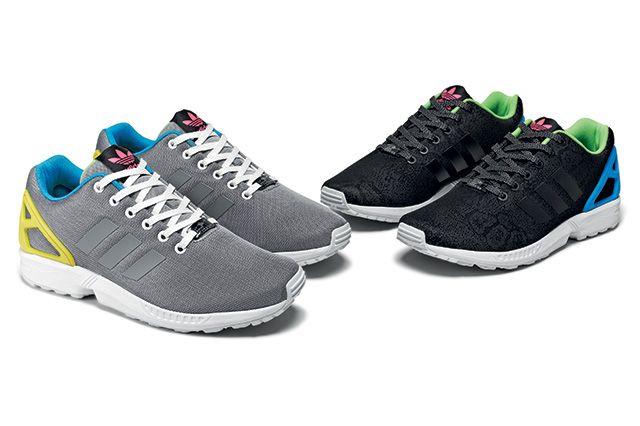 Adidas Originals Zx Flux Reflective Pack 13