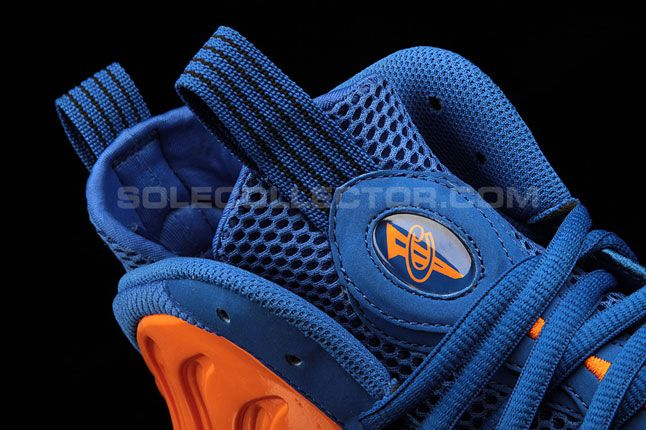 Spike Lee Foamposite Knicks 05 1