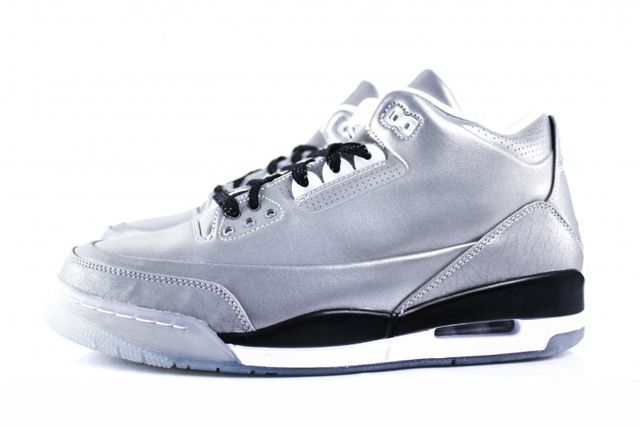 Air Jordan 3 5Lab3 Metallic Silver 62