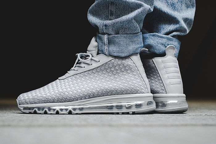 Nike Air Max Woven Boot Wolf Grey 3